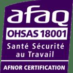 EDF Renouvelables Services - OHSAS 18001