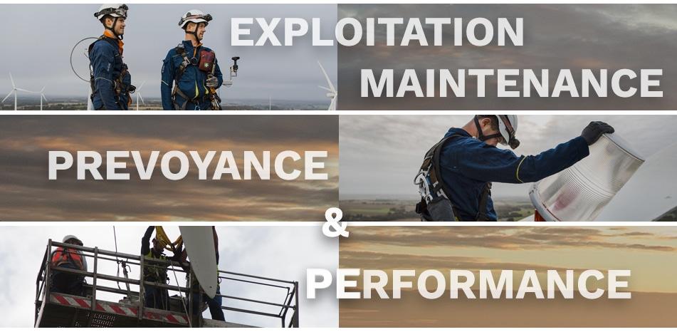 Exploitation maintenance