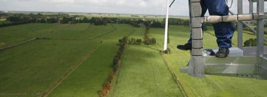 Wind farm operation & maintenance