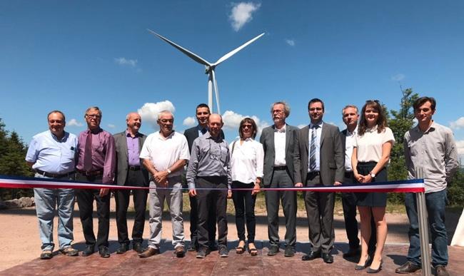 Le projet éolien du Bois de Belfays