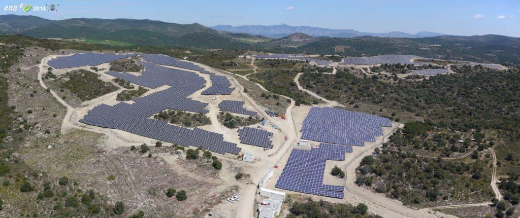 Ille sur Têt - 11 MWc