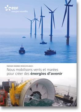 éolien en mer - brochure