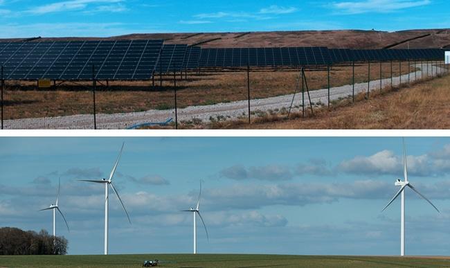 Particuliers et énergies renouvelables