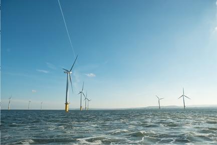 éolien en mer - Teesside